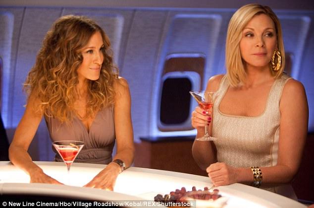 """Diva televizive Sarah Jessica Parker dhe """"kolegia e famshme"""" xheloze Kim Cattrall"""