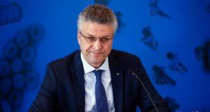 Drejtori i RKi, Prof. Lothar Wieler
