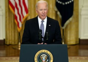 Dhuna në Izrael-Gaza, Joe Biden bën thirrje për armëpushim