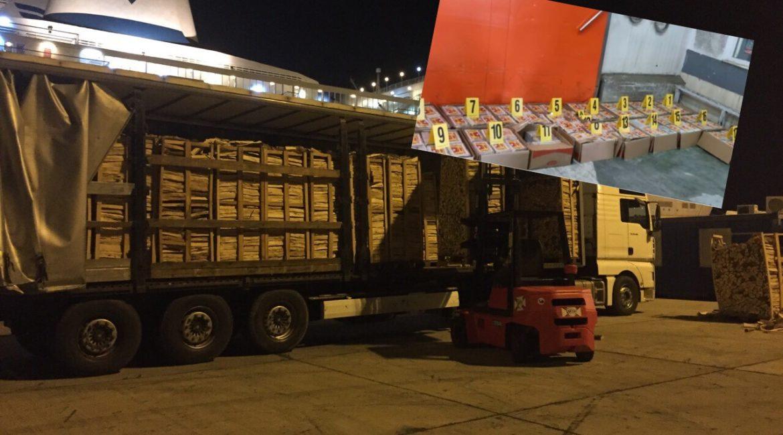 Kapen 400 kilogramë kokainë në Kosovë, droga kaloi nga Porti i Durrësit