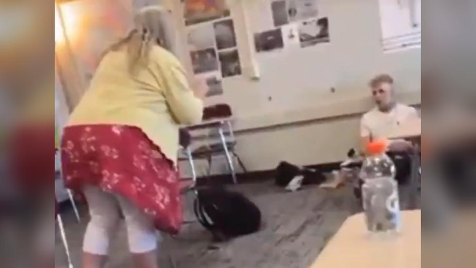 """""""S'më intereson nëse je i vaksinuar, vër maskën aty!"""" – Pezullohet mësuesja që keqtrajtoi nxënësin në SHBA (Video)"""