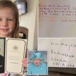 I shkroi për ta ngushëlluar për vdekjen e princit Philip, mbretëresha Elizabeth i kthen përgjigje vogëlushes 5-vjeçare (FOTO)
